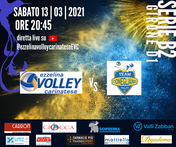 Ezzelina Volley Carinatese - Team Conegliano Volley