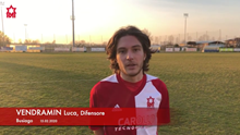 23^ Union Camposanmartino Giorgione 2-1 Juniores Intervista Vendramin Luca
