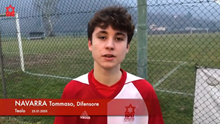 IT 0:19 / 0:25 19^ Abano Calcio-Giorgione 0-5 Juniores Intervista Navarra Tommaso