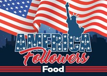 AMERICA FOLLOWER