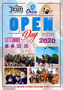 OPEN-DAY 2020-21