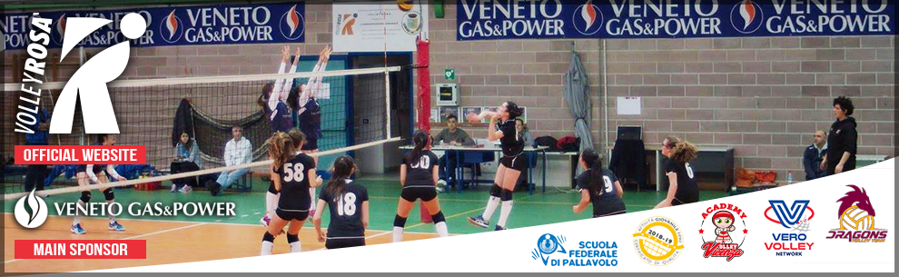ASD Volley Rosà Official Website